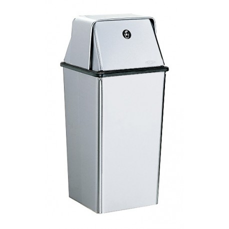 Waste receptacle, Floor-Standing