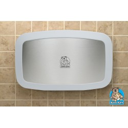 Baby Changing Station, Surface Mounted