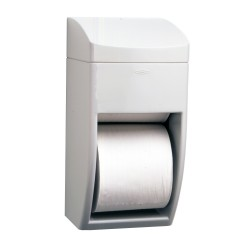 Toilet Tissue Dispenser, Surface Mounted