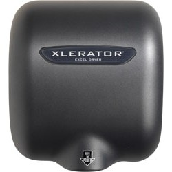 Xlerator Hand Dryer, Graphite Cover
