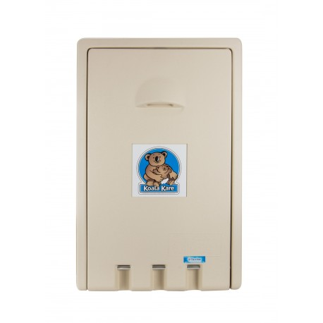 Baby Changing Station, Surface-Mounted